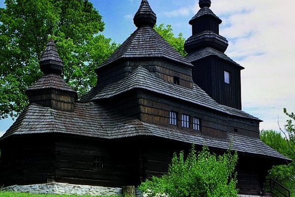The genius loci of Slovakia's wooden churches also lies in their human dimension.