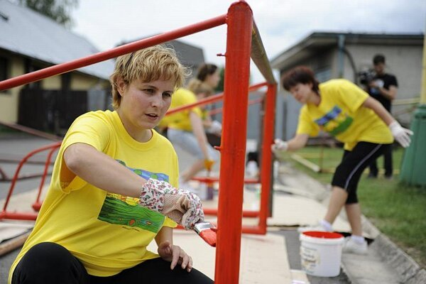 The crisis has boosted corporate volunteering