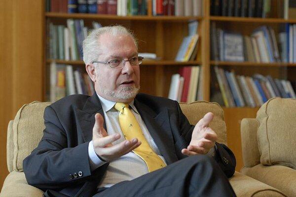 Belgian Ambassador Alain Cools