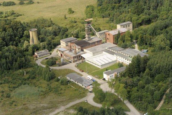 The Handlova mine