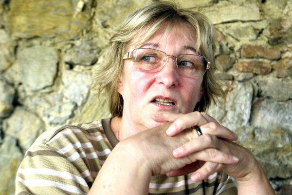 Judge Jana Dubovcová