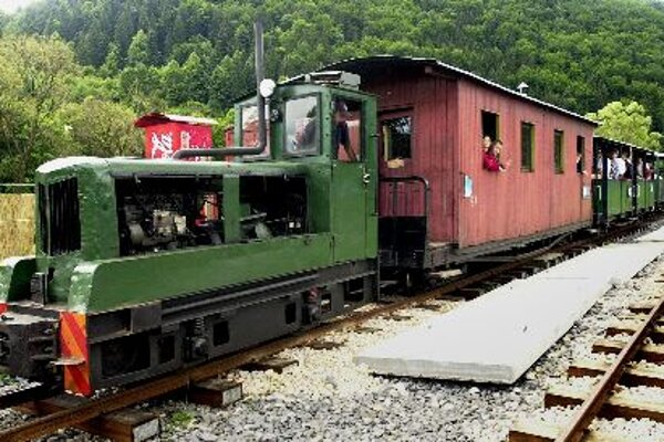 Čiernohronska zeleznica