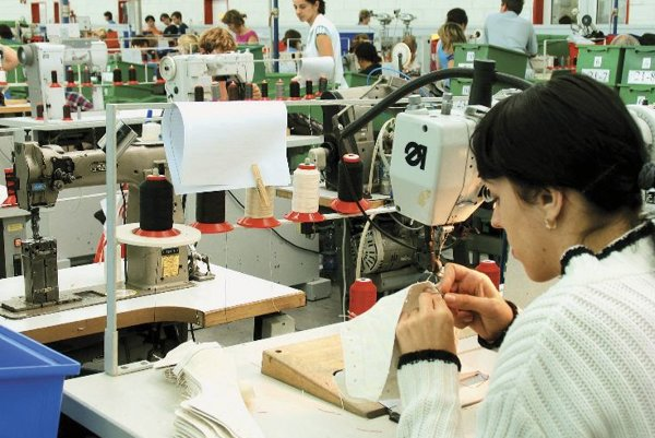 The footwear industry is one of the most affected industries in Slovakia.