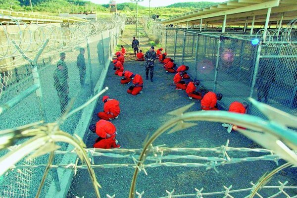 Three Guantánamo inmates will be moved to a camp in Slovakia.