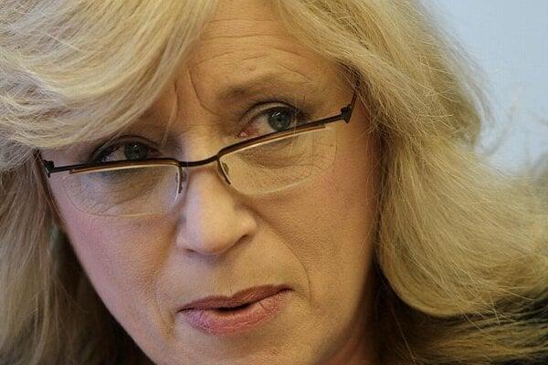 Iveta Radičová will lead the SDKÚ into the elections.