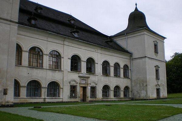 The museum in Hanušovce.