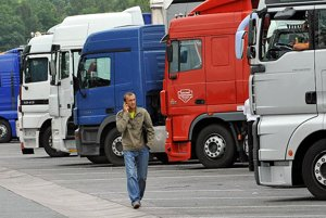 Companies often outsource transport and logistics.