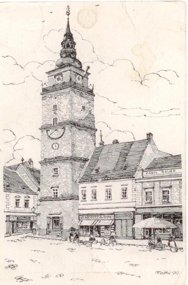 Trnava belltower