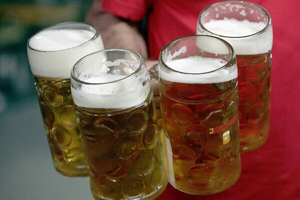 Higher excise taxes will make beer more expensive.