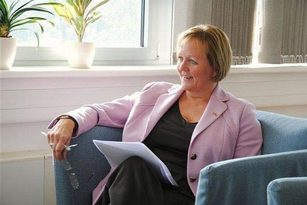 Ambassador Trine Skymoen