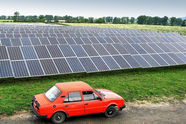 The solar boom could end.