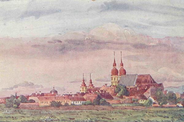 Trnava city wallls