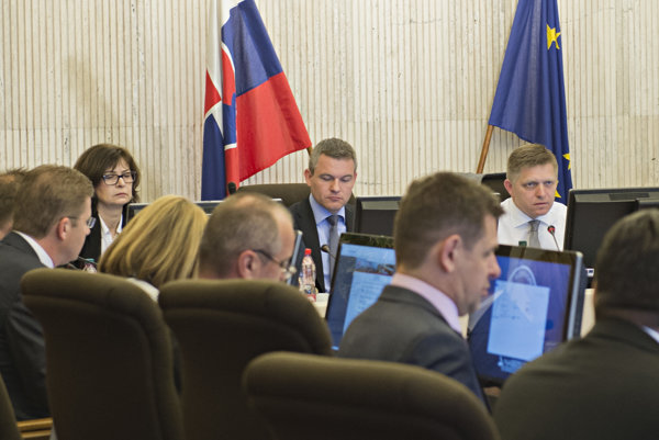 A government session