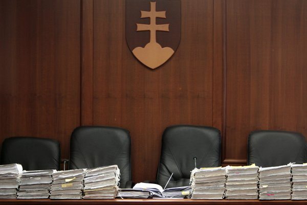 Courts struggle with a backlog of cases.