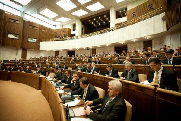 Going digital: the Slovak Parliament
