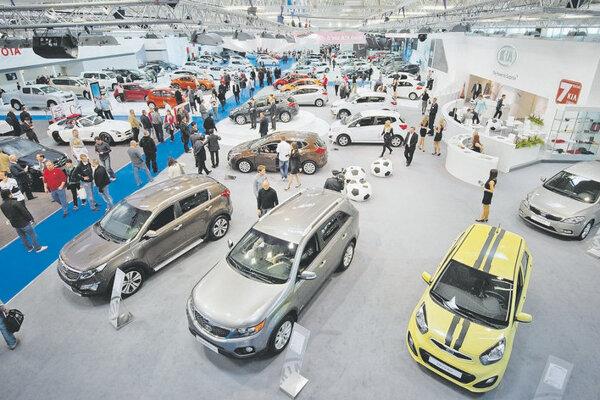 Auto exports propelledGDPgrowth in Slovakia.