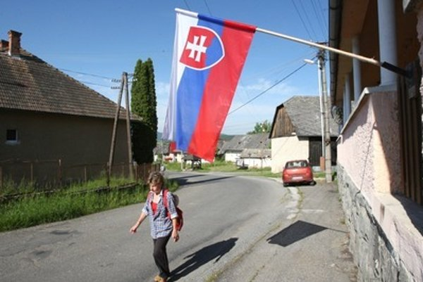 Slovakia does not make it all to often to TV shows abroad.