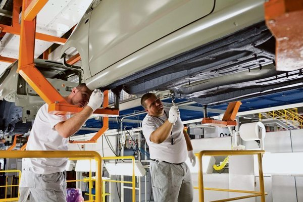 Volkswagen Slovakia continues to expand