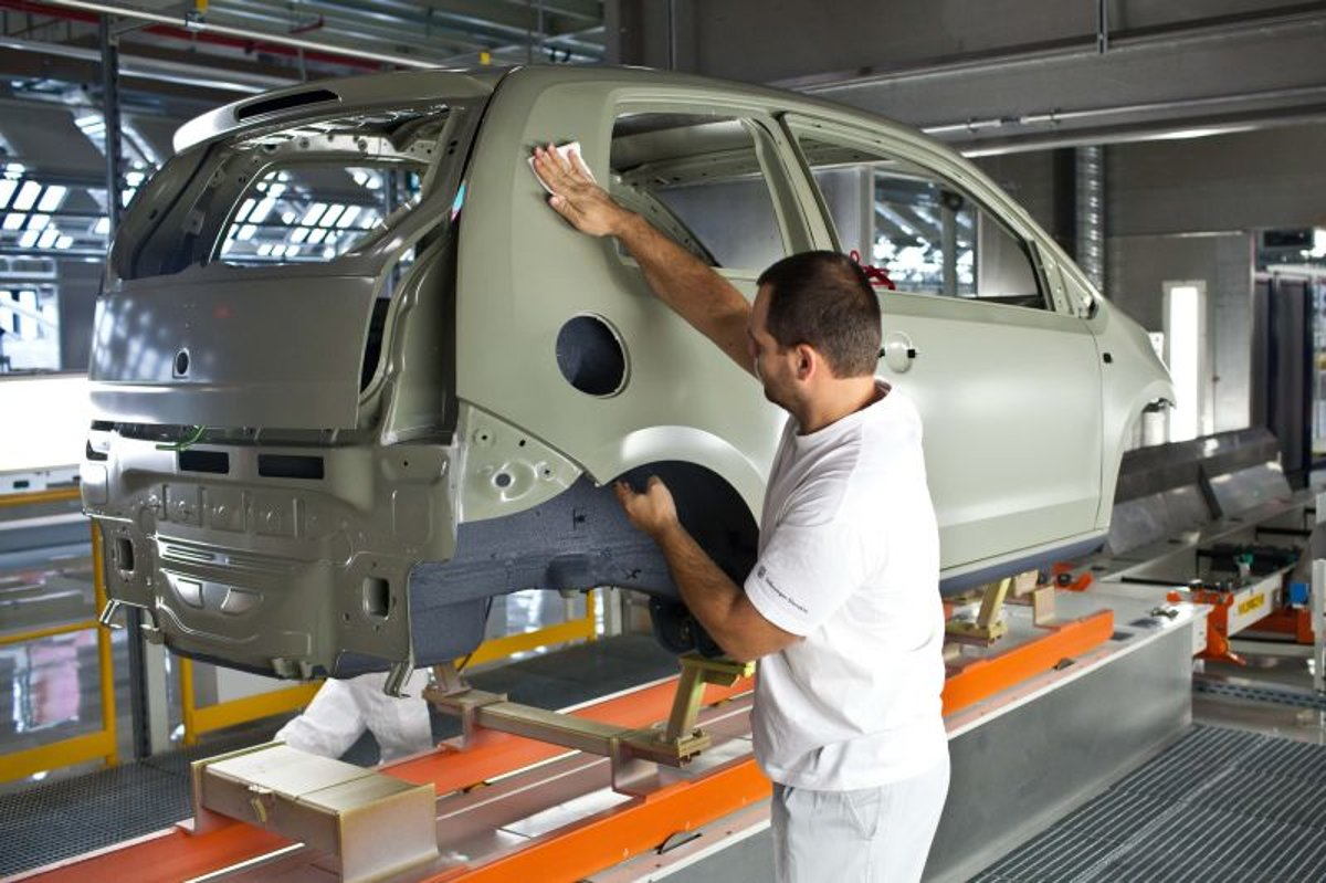 The car industry has been a motor of economic growth in Slovakia. a42e1a75979