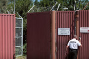 Detention camp Medveďov