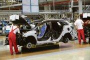 Slovakia is home to three major carmakers.