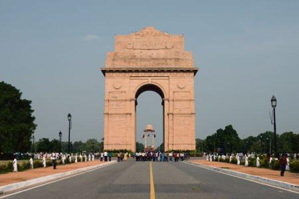 India Gate inNewDelhi.