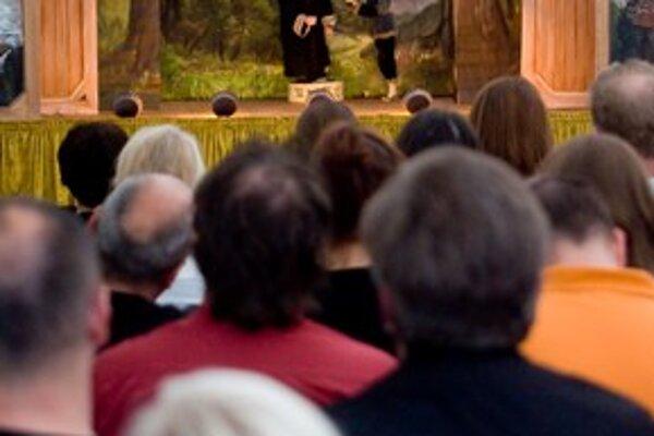 Marionett theatres participat ein the Theatre Night, too