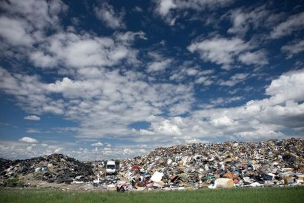 The new law aims to fight landfills.