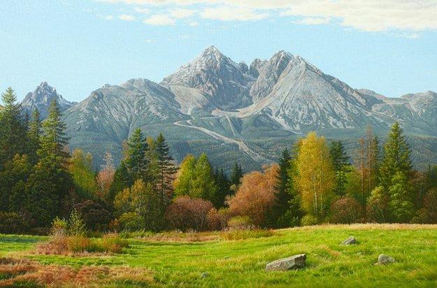 Tatras in Tatras - Emil Mlynárčik