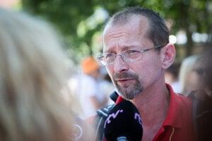 Branislav Kočan of ISU