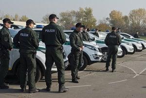 Slovak police leaving for Slovenia