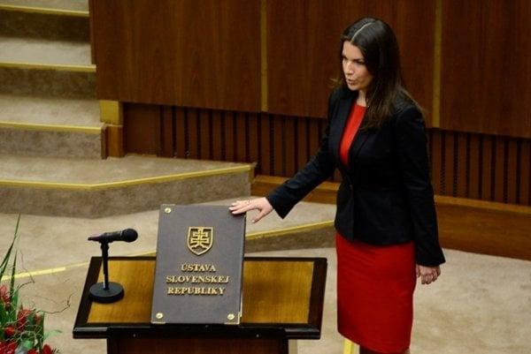 Katarína Cséfalvayová of Sieť