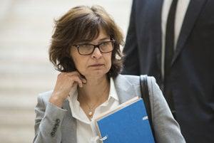 Justice Minister Lucia Žitňanská
