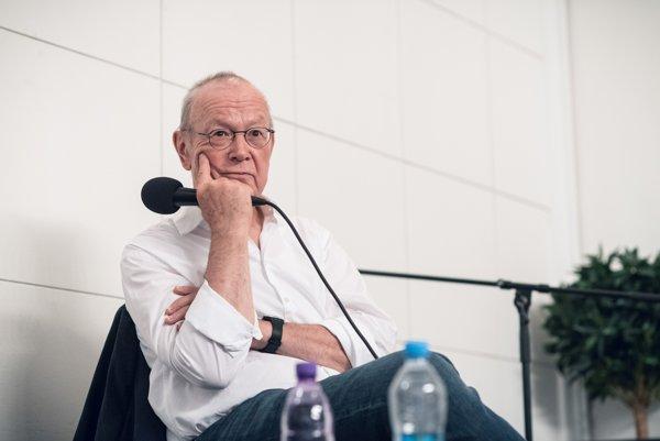 Martin Pollack at BRaK book festival