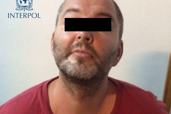 Michal Grujbár is one of the Slovaks arrested by Thailand police in cooperation with Interpol on July 27.