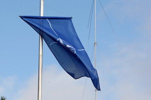 NATO, illustrative stock photo.