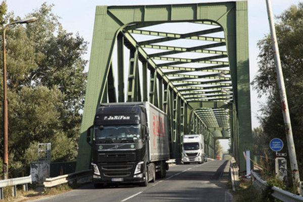 The Bridge in Medveďov was reopened on September 29.