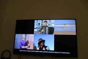 Anton Čierny: Jedného dňa som sa rozhodol urobiť výlet-zahrajže mi, Európa! video
