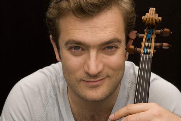 Violinist Renaud Capuçon
