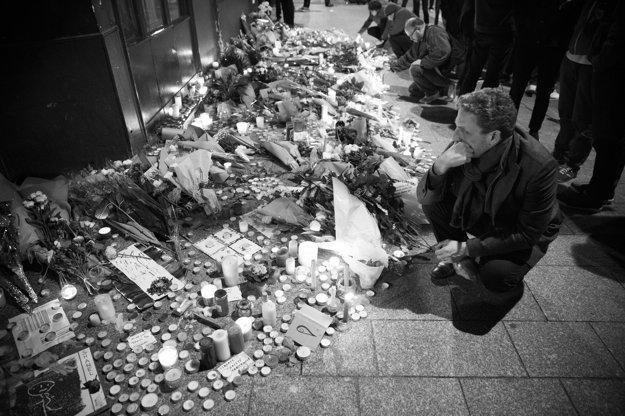 Peter Korček: Terror in Paris, winner News Series