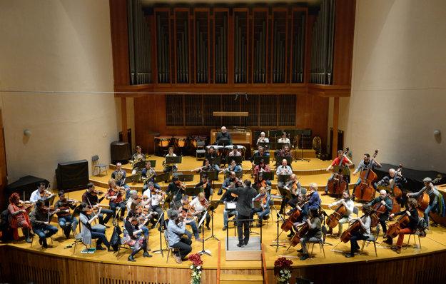 The Slovak State Philharmonic Košice (ŠfK)
