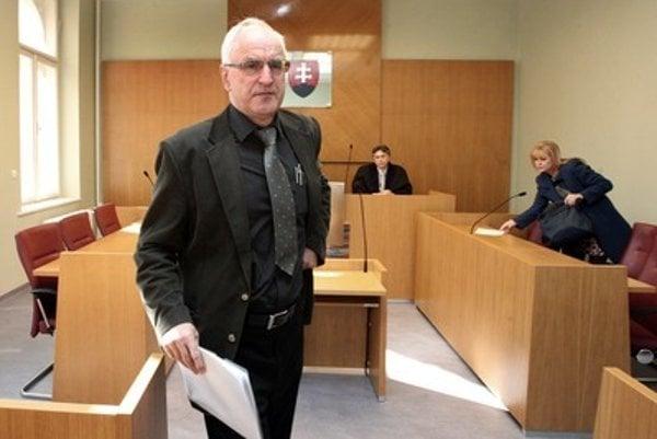Judge Juraj Babjak