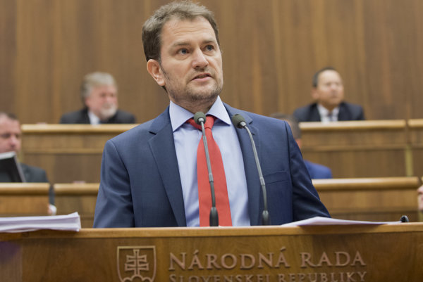 The party of Igor Matovič increased the most in the January Focus poll.