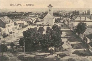 Moldava and Bodvou, 1929