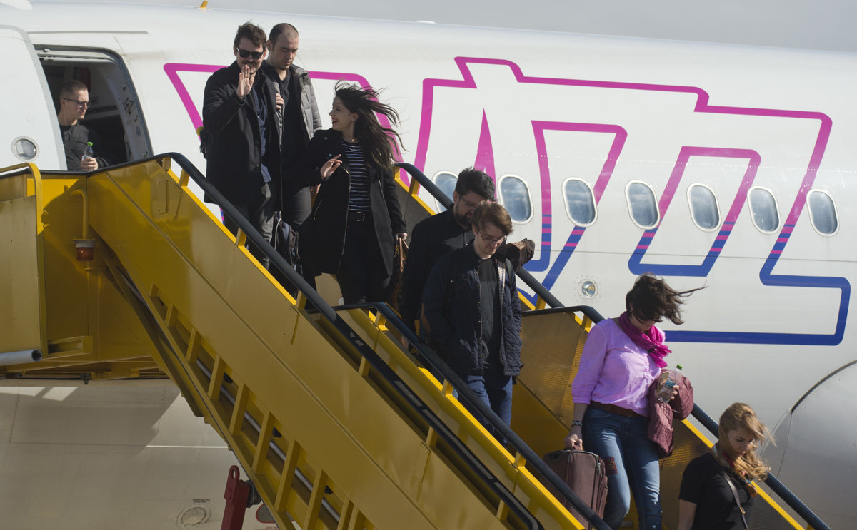 Wizz Air Is Shutting Down Its Base In Kosice Spectator Sme Sk