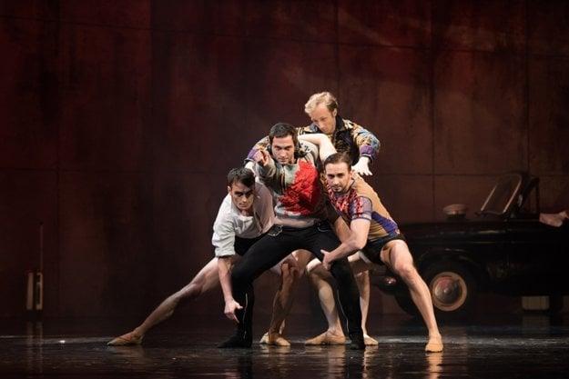 Spartakus, ballet in SDKE