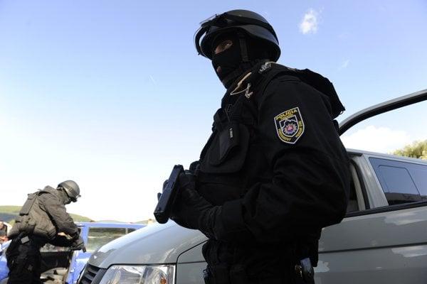 Police, illustrative stock photo