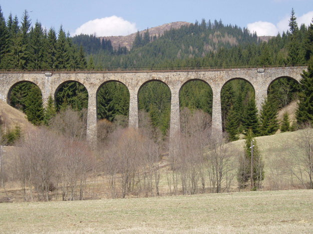 Telgárt - viaduct
