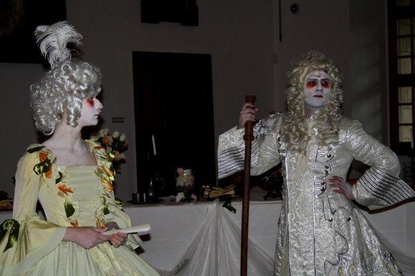 Festival of Ghosts in Bojnice (2016)