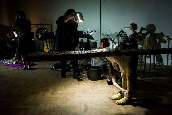 Andrej Kalinka: Beauty and Filth